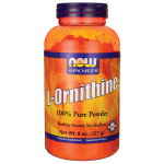 NOW Foods: L-Ornithine (8 oz Pwdr)