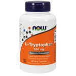 NOW Foods: L-Tryptophan (500 mg 60 Veg Caps)