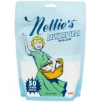 Nellie's All-Natural: Laundry Soda 50 Loads (1.3 lbs Pwdr)