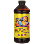 Pure Kidz: Liquid Multivitamin - Cherry Flavor (15 fl oz Liquid)