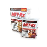 MET-Rx: Meal Replacement Extreme Chocolate (18 Pkts)
