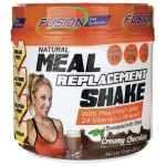 Fusion Diet Systems: Meal Replacement Shake - Creamy Chocolate (12 oz Pwdr)