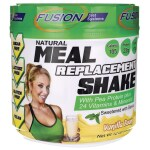 Fusion Diet Systems: Meal Replacement Shake - Vanilla Bean (12 oz Pwdr)