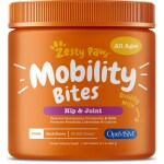 Zesty Paws: Mobility Bites for Dogs - Duck (90 Chews)