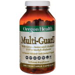 Oregon Health: Multi-Guard (240 Veg Caps)