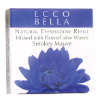 Ecco Bella: Natural Eyeshadow Refill Infused with FlowerColor  - Mauve (0.12 oz Unit)