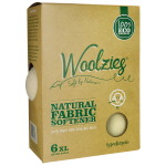 Woolzies: Natural Fabric Softener - Wool Dryer Balls (6 Ct)