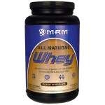 MRM: Natural Whey Protein - Dutch Chocolate (32.3 oz Pwdr)