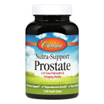 Carlson: Nutra-Support Prostate with Saw Palmetto & Stinging Nettle (120 Sgels)