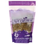 Love Grown Foods: Oat Clusters Toasted Granola - Raisin Almond Crunch (12 oz Pkg)