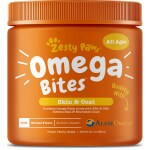 Zesty Paws: Omega Bites for Dogs - Chicken (90 Chews)