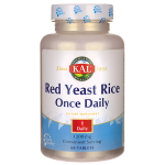 Kal: Once Daily Red Yeast Rice (1,200 mg 60 Tabs)