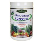 Paradise Herbs: ORAC-Energy Greens (6.4 oz Pwdr)