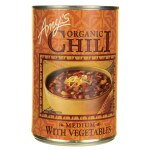 Amy's Kitchen: Organic Chili with Vegetables Medium (14.7 oz Can)
