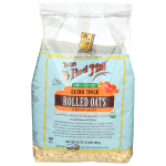 Bob's Red Mill: Organic Extra Thick Rolled Oats (32 oz Pkg)