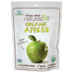 Nature's All Foods: Organic Freeze-Dried Apples (1.5 oz Pkg)