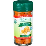 Frontier Natural Products Co-Op: Organic Ground Turmeric Root (1.41 oz Jar)