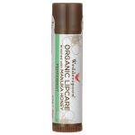 Wedderspoon: Organic Lipcare Enriched With Manuka Honey - Peppermint (0.15 oz Stick(s))