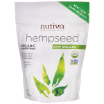 Nutiva: Organic Raw Shelled Hempseed (8 oz Pkg)