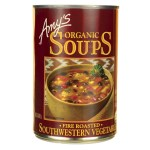 Amy's Kitchen: Organic Soup Fire Roasted Southwestern Vegetable (14.3 oz Can)