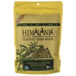 Himalania: Organic Toasted Hemp Seeds with Himalayan Pink Salt (8 oz Pkg)