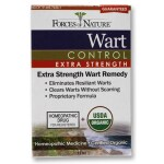 Forces of Nature: Organic Wart Control - Extra Strength (11 mL Liquid)