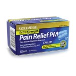 Good Sense: Pain Relief PM Extra Strength (50 Cplts)