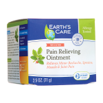 Earth's Care: Pain Relieving Ointment (2.5 oz Ointment)