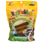 Indigenous Pet Products: Pegetables Dental Chews for Dogs - Medium (18 oz Bag(s))