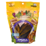 Indigenous Pet Products: Pegetables Dental Chews for Dogs - Small (18 oz Bag(s))