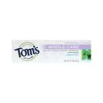 Tom's of Maine: Peppermint Whole Care Toothpaste (4.7 oz Paste)