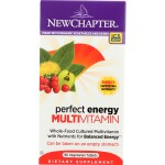New Chapter: Perfect Energy Multivitamin (96 Veg Tabs)
