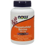 NOW Foods: Phosphatidyl Serine (100 mg 120 Veg Caps)