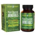Natural Vitality: Plant-Sourced Minerals (60 Caps)