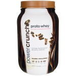 BioNutritional Research Group: Power Crunch Proto Whey Double Chocolate (2.1 lbs Pwdr)