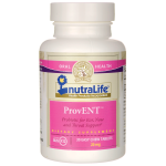 Nutralife Health Products: ProvENT (2 Billion CFU 30 Chwbls)