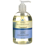 Clearly Natural: Pure and Natural Glycerine Hand Soap with Pump Unscented (12 fl oz Liquid)