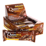 Quest Nutrition: QuestBar Protein Bar - Chocolate Brownie (12 Bar(s))