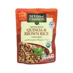 Seeds of Change: Quinoa and Whole Grain Brown Rice (8.5 oz Pkg)