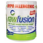 San Nutrition: RawFusion Plant Based Protein - Vanilla Bean (15.9 oz Pwdr)