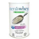 Tera's Whey: rBGH Free Whey Protein - Plain Unsweetened (12 oz Pwdr)