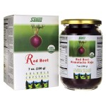 Flora: Red Beet Soluble Crystals (7 oz Crystals)