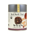 The Tao Of Tea: Red Bush Chai South African Rooibos & Spices (4 oz Can)