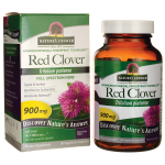 Nature's Answer: Red Clover (900 mg 90 Veg Caps)