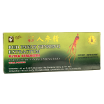 Prince of Peace: Red Panax Ginseng Extractum Ultra Strength (10 Ct)