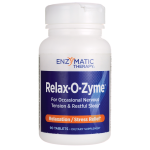 Enzymatic Therapy: Relax-0-Zyme (90 Tabs)