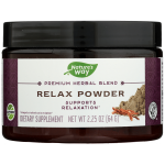 Nature's Way: Relax Powder (2.25 oz Pwdr)