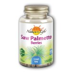 Nature's Herbs: Saw Palmetto Berries (600 mg 100 Caps)