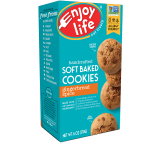 Enjoy Life: Soft Baked Cookies - Gingerbread Spice (6 oz Box)