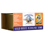 Henry & Lisa's Natural Seafood: Solid White Albacore Tuna (5 oz Can)
